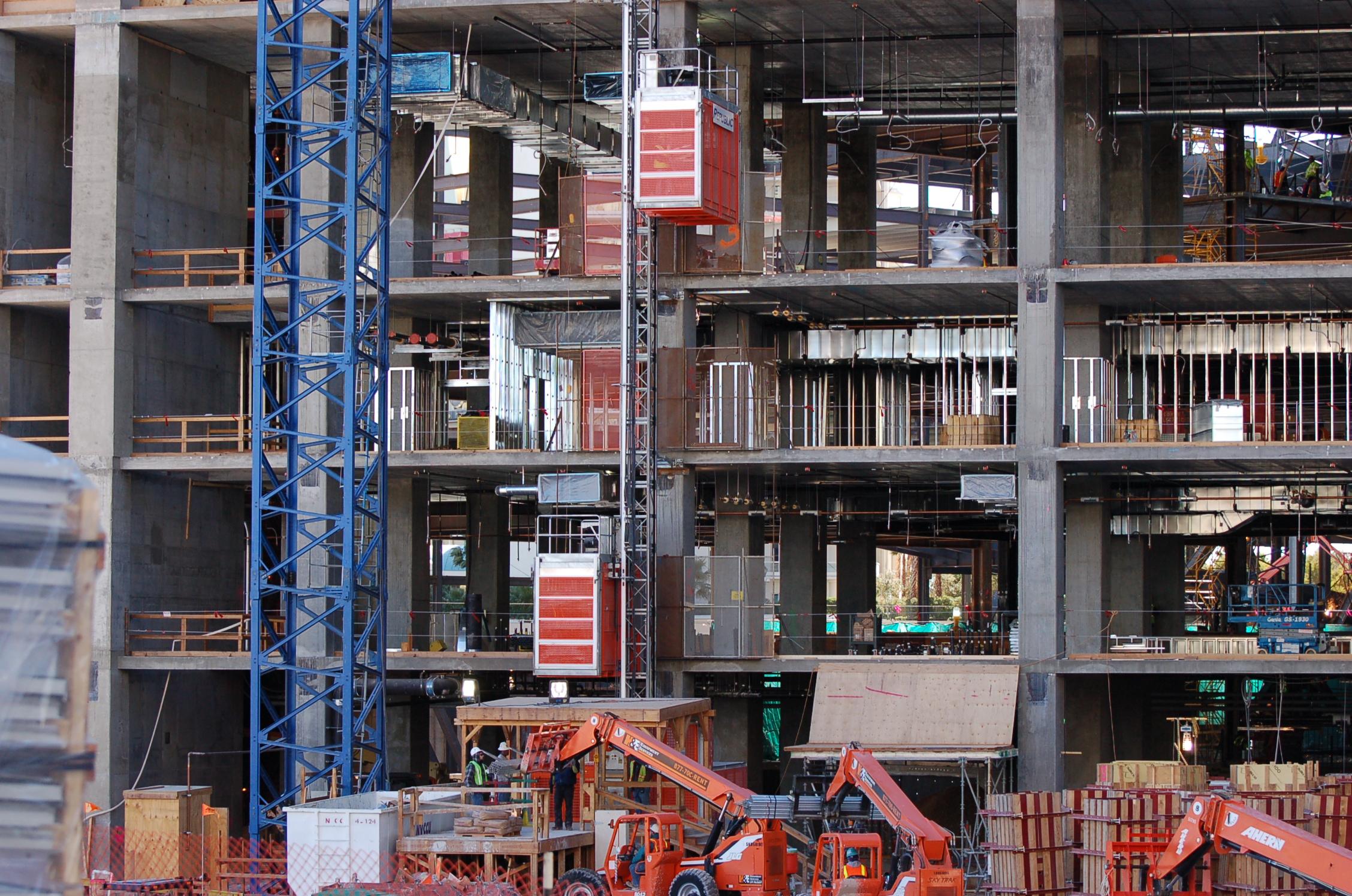Capital City Group - Alimak Construction Hoist Rental & Sales