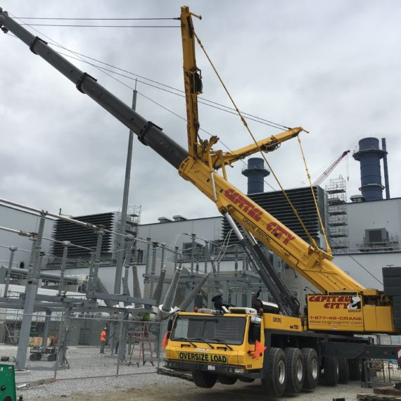 Ohio Crane Rental